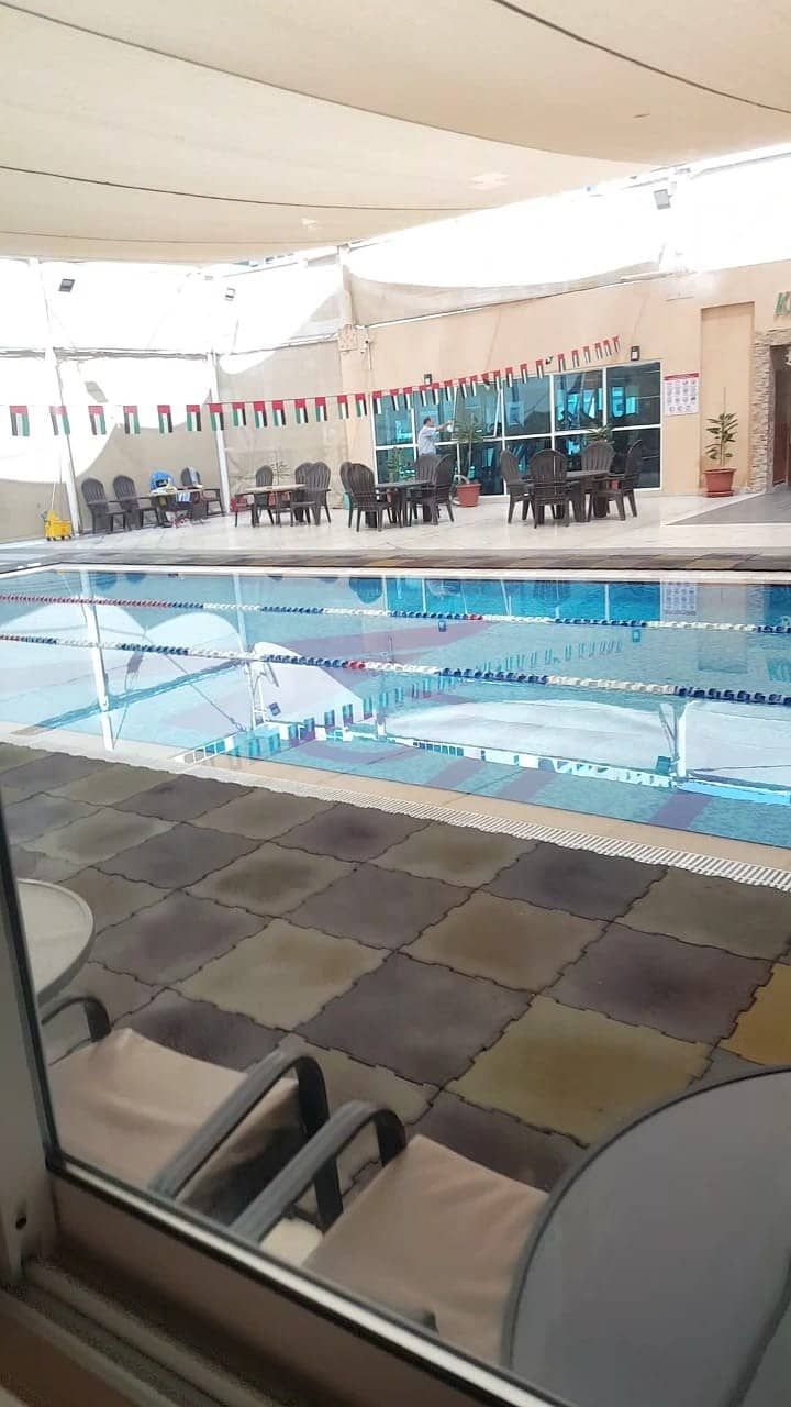 شقة في أبراج عجمان ون الصوان 3 غرف 884000 درهم - 4558663