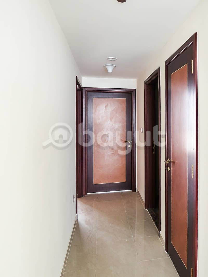 Ready To Move-In (Sea View) Own your 2 BHK apartment in Ajman Corniche Residence