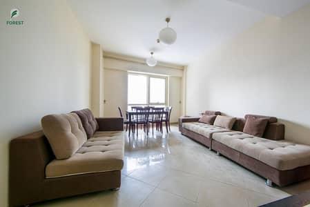 شقة 2 غرفة نوم للايجار في أبراج بحيرات الجميرا، دبي - Fully Furnished 2 Bedroom with Lake View