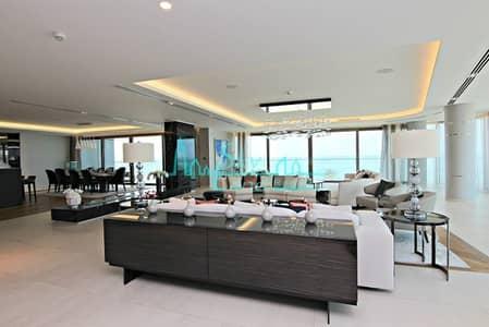 فلیٹ 4 غرف نوم للبيع في نخلة جميرا، دبي - Luxurious 4 Bed Apartment with Stunning Sea Views