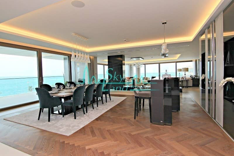 2 Luxurious 4 Bed Apartment with Stunning Sea Views