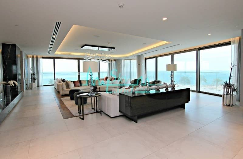 2 Luxurious 3 Bed Apartment with Stunning Sea Views