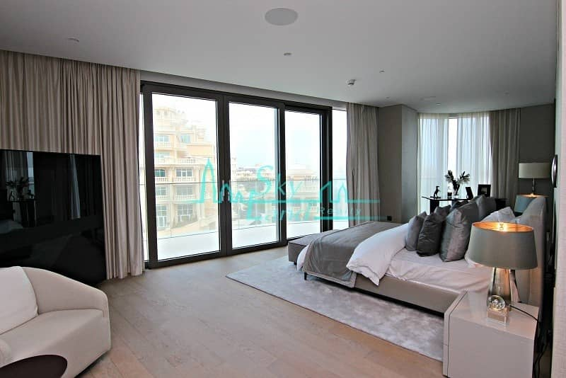 15 Luxurious 3 Bed Apartment with Stunning Sea Views