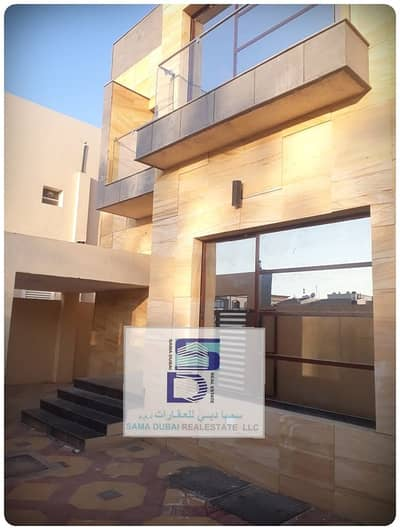 We have more than 10 villas for rent in New Ajman and the first inhabitant