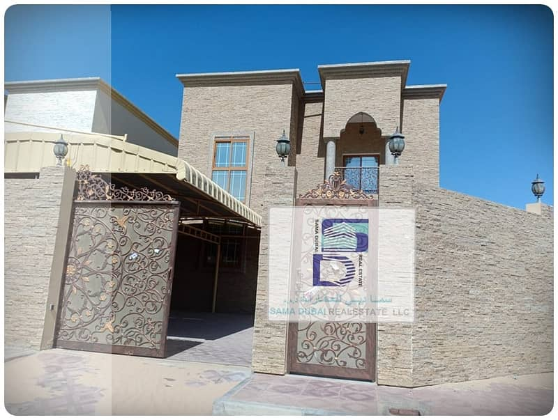 Villa for rent a second inhabitants kindergarten very excellent only for lovers of difference excellent location and finishes and personal decorations more than wonderful only with 75000