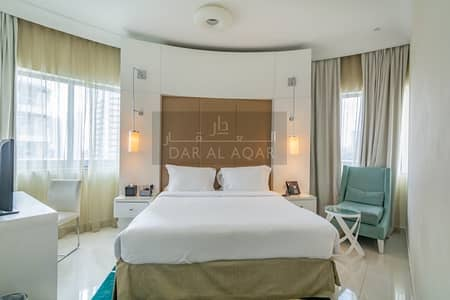 1 Bedroom Flat for Sale in Downtown Dubai, Dubai - Huge 1 Bedroom on High Floor with Great Open View