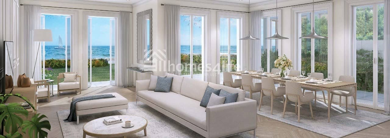 2 Freehold Beachfront In Jumeirah 1 / 10 % Booking