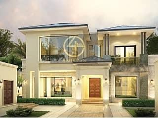 #LIVE VIDEO VIEWING! Brand New & Stan Alone 6 BR Villa/ Elegant Design