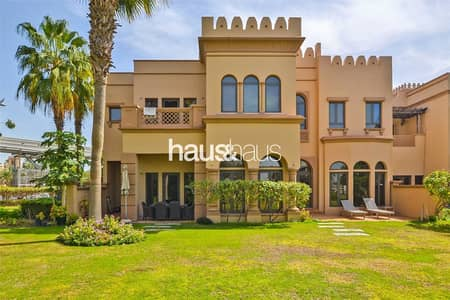 3 Bedroom Villa for Sale in Palm Jumeirah, Dubai - Priced to Sell | Biggest Plot | 3BR + M | Call Sam