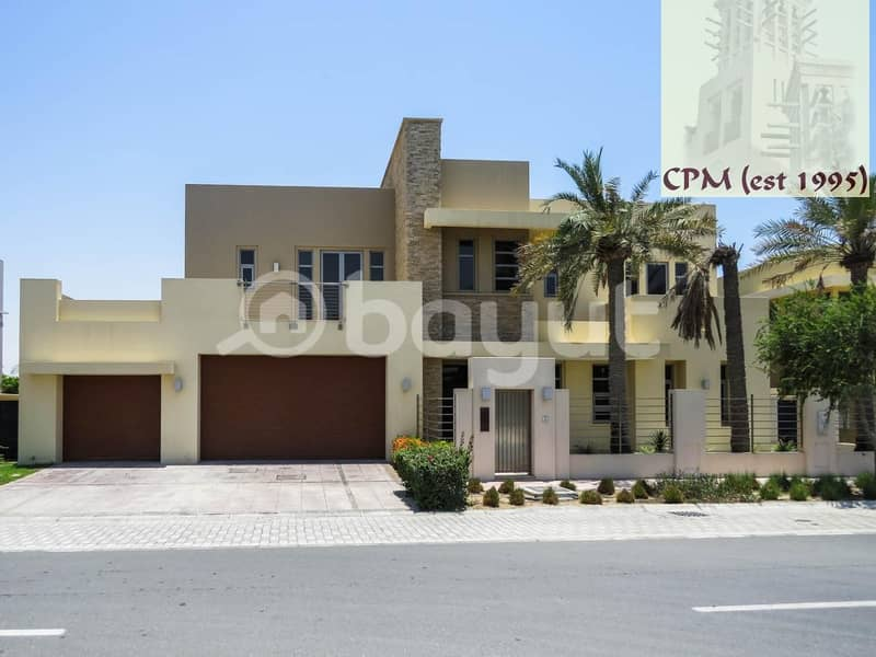 Modern Executive  6 BR Villa Swimming-pool-For Sale  11.9M