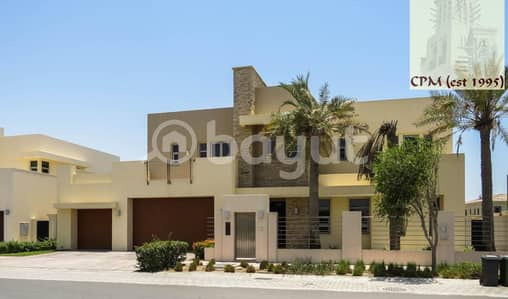 6 Bedroom Villa for Rent in Saadiyat Island, Abu Dhabi - FOR RENT 6 BR Contemporary Villa with Swimming Pool -AED 480