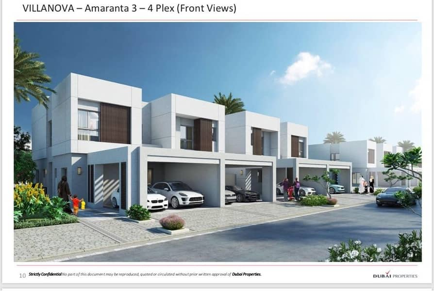 10 Distress 3bed Maid | Handover 2020 | Amaranta