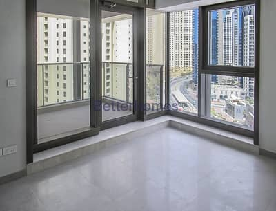 1 Bedroom Apartment for Rent in Dubai Marina, Dubai - Chiller Free | Negotiable | Balcony | Unfurnished