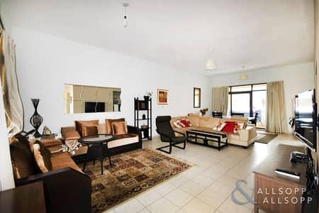 شقة 2 غرفة نوم للايجار في الروضة، دبي - Two Bedrooms | Study | Upgraded Kitchen