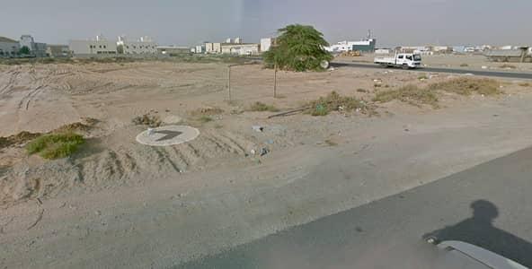 Industrial Land for Sale in Al Jurf, Ajman - Great location for sale in Al Jurf