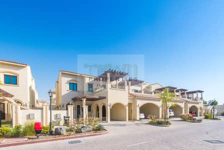 3 Bedroom Villa for Sale in Al Salam Street, Abu Dhabi - Semi-Detached 3 BR. Villa| Best Location | Garden