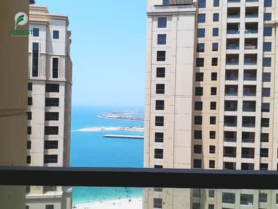 4 Bedroom Flat for Sale in Jumeirah Beach Residence (JBR), Dubai - Spacious 4 Bedrooms with Sea View | Vacant