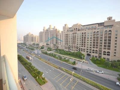 فلیٹ 2 غرفة نوم للبيع في نخلة جميرا، دبي - High Floor | C Type | Golden Mile 10