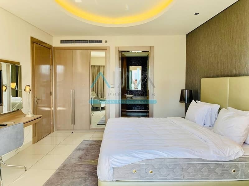 BRAND NEW FURNISHED 1BR IN DAMAC PARAMOUNT-BB