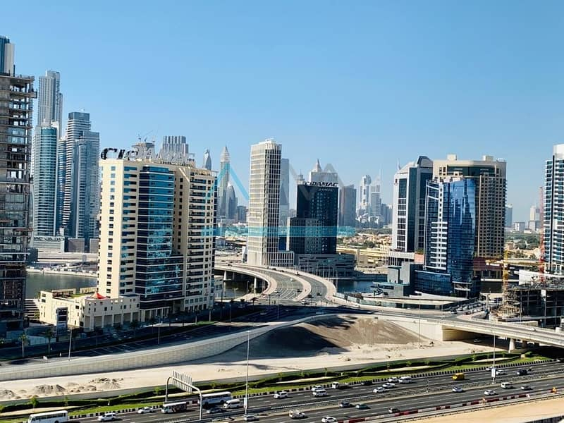 12 BRAND NEW FURNISHED 1BR IN DAMAC PARAMOUNT-BB