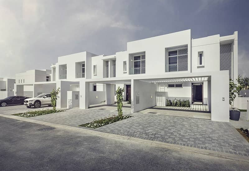 2 Single row villa| 20 mins to MOE|Pay in 6 years |