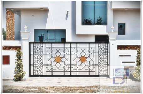 فيلا مودرن بالياسمين مقابل مسجد تصميم اوروبي تشطيب سوبر ديلوكس بسعر مناسب جدا