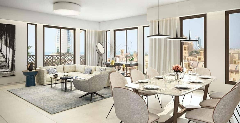 2 Luxury 1 bedroom | 4 years payment plan | Burj Al Arab view