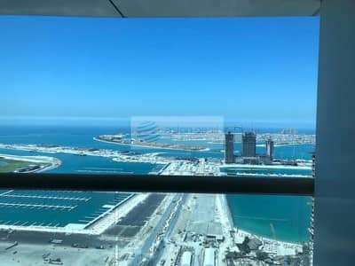 1 Bedroom Flat for Rent in Dubai Marina, Dubai - Full sea view | Ready to Move in | A must see unit