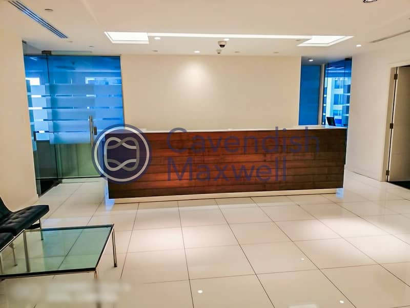 2 Fully Fitted Modern Office | Close to Metro