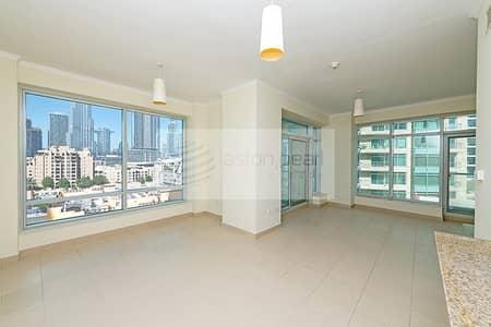 شقة 2 غرفة نوم للايجار في وسط مدينة دبي، دبي - Vacant