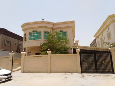 فیلا 5 غرف نوم للايجار في الروضة، عجمان - فيلا للايجار طابقين في منطقة الروضه 3 ثالث قطعه من شارع الشيخ عمار