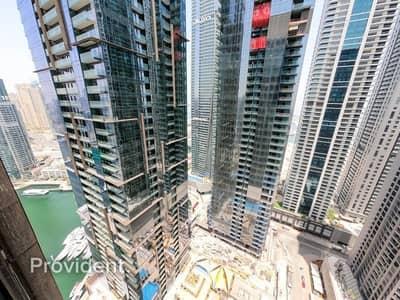 2 Bedroom Flat for Rent in Dubai Marina, Dubai - Stunning Furnished|Corner unit|Available on April