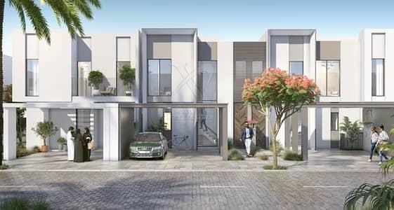 3 Bedroom Villa for Sale in The Valley, Dubai - 70/30 Post Handover | lovely location | warm toned interiors