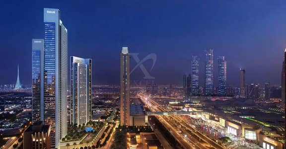 4 Bedroom Flat for Sale in Downtown Dubai, Dubai - easy payment plan   spacious apartment   Downtown views