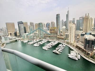 2 Bedroom Flat for Sale in Dubai Marina, Dubai - Amazing Marina View   High Floor   Spacious