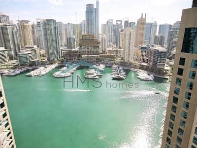 3 Bedroom Flat for Sale in Dubai Marina, Dubai - Vacant   Full Marina View   Spacious