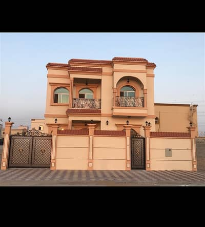 فيلا تصميم رائع مساحة مناسبة جد قريبة من جميع الخدمات بمنطقة الياسمين(عجمان) للتملك الحر لجميع الجنسيات