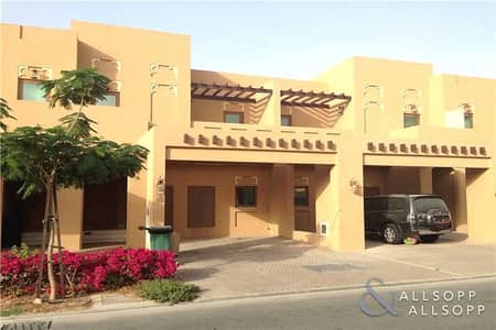 3 Bedroom Townhouse for Sale in Al Furjan, Dubai - 3 Bedroom | Dubai Style | Type B Townhouse