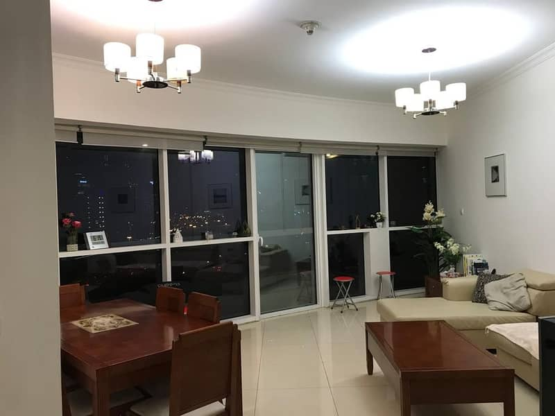 PRIME LOCATION-MARINA VIEW-2 BEDROOM FULLY FURNISHED-NEAR TO METRO-AVAILABLE