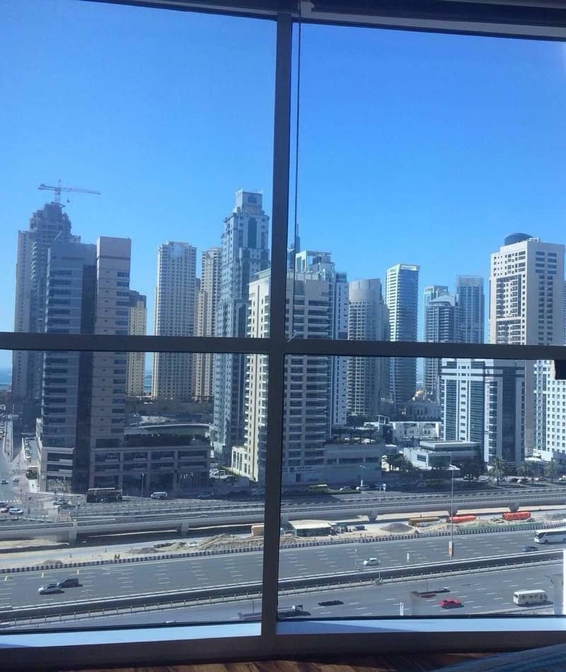 2 PRIME LOCATION-MARINA VIEW-2 BEDROOM FULLY FURNISHED-NEAR TO METRO-AVAILABLE
