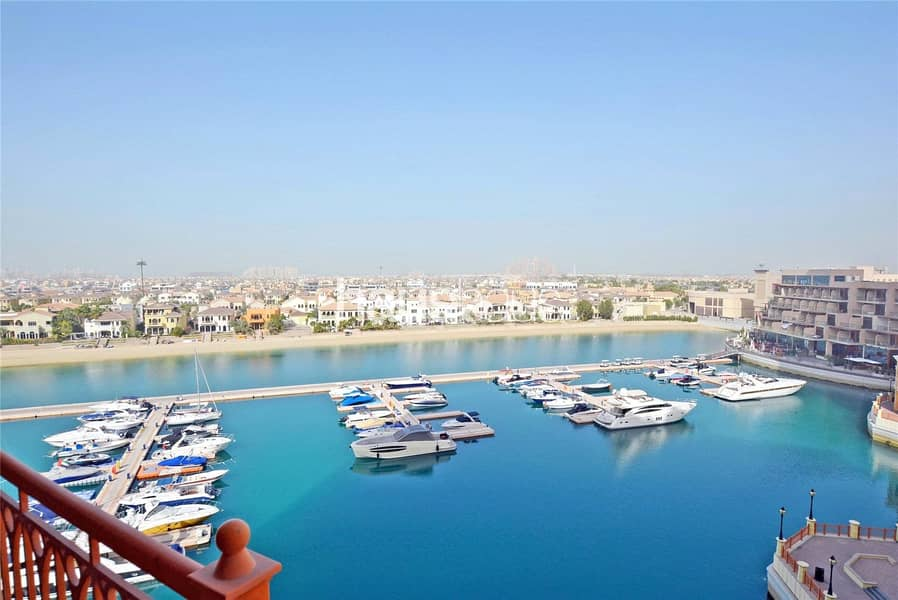 Full Marina View | Large Terrace | Multiple Cheque