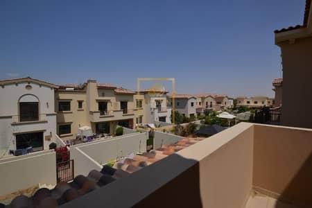 تاون هاوس 3 غرف نوم للايجار في ريم، دبي - Type 3E ! Large Plot ! Three Bedroom Plus Maids Room For Rent