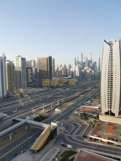 فلیٹ 1 غرفة نوم للايجار في أبراج بحيرات الجميرا، دبي - Lake view|spacious|near to metro