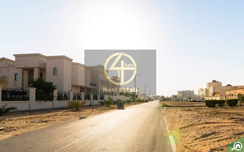 ارض سكنية  للبيع في مدينة محمد بن زايد، أبوظبي - #LIVE VIDEO VIEWING! Land Perfect Loc in Corner with 2 Main Streets