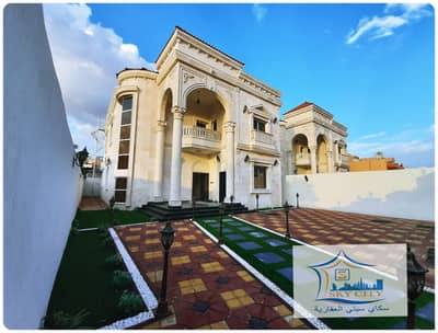 5 Bedroom Villa for Sale in Al Rawda, Ajman - Luxury stone villa for sale directly from the owner