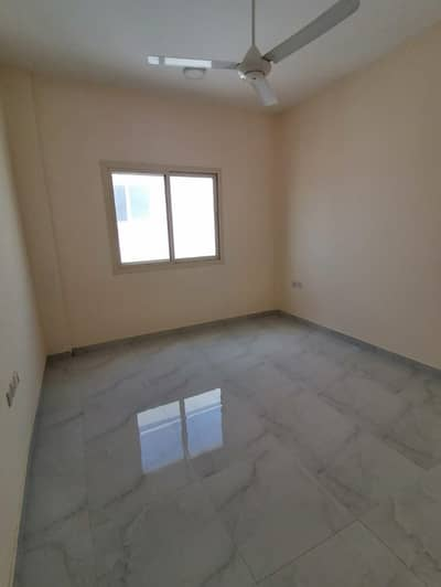 1 Bedroom Flat for Rent in Al Mowaihat, Ajman - Apartment for rent in Ajman, Al Mowaihat, first inhabitant, central air conditioning
