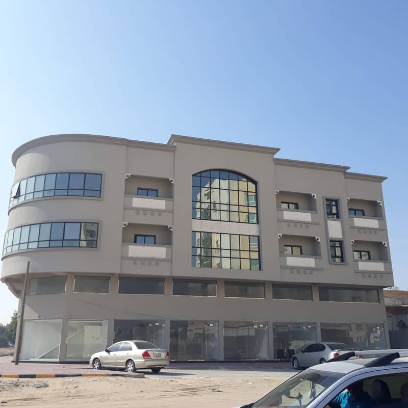 Building for sale in Ajman, the first freehold inhabitant