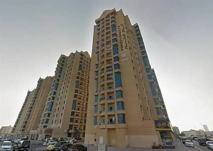 1 Bedroom Flat for Sale in Ajman Downtown, Ajman - Al Khor Towers: 1 Bed Hall (Close Kithen) 916 sqft spacious