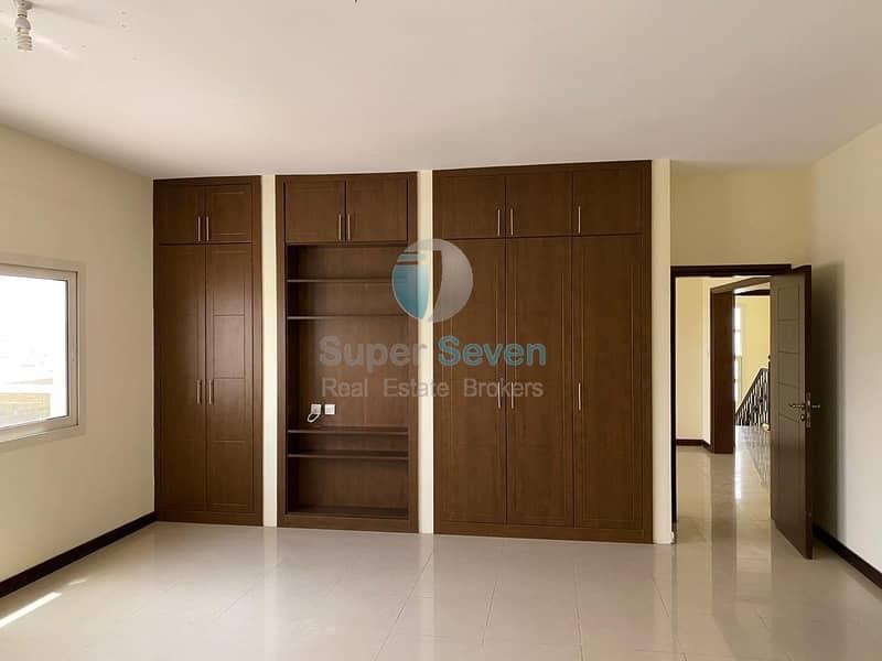 2 Independent 5- Bedroom villa for rent Barashi Sharjah Call (Mazhar)