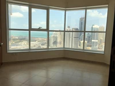 فلیٹ 2 غرفة نوم للايجار في أبراج بحيرات الجميرا، دبي - Amazing Sea View 2bdr apartment in Dubai Gate 2